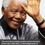 Nelson Mandela - someone to remember